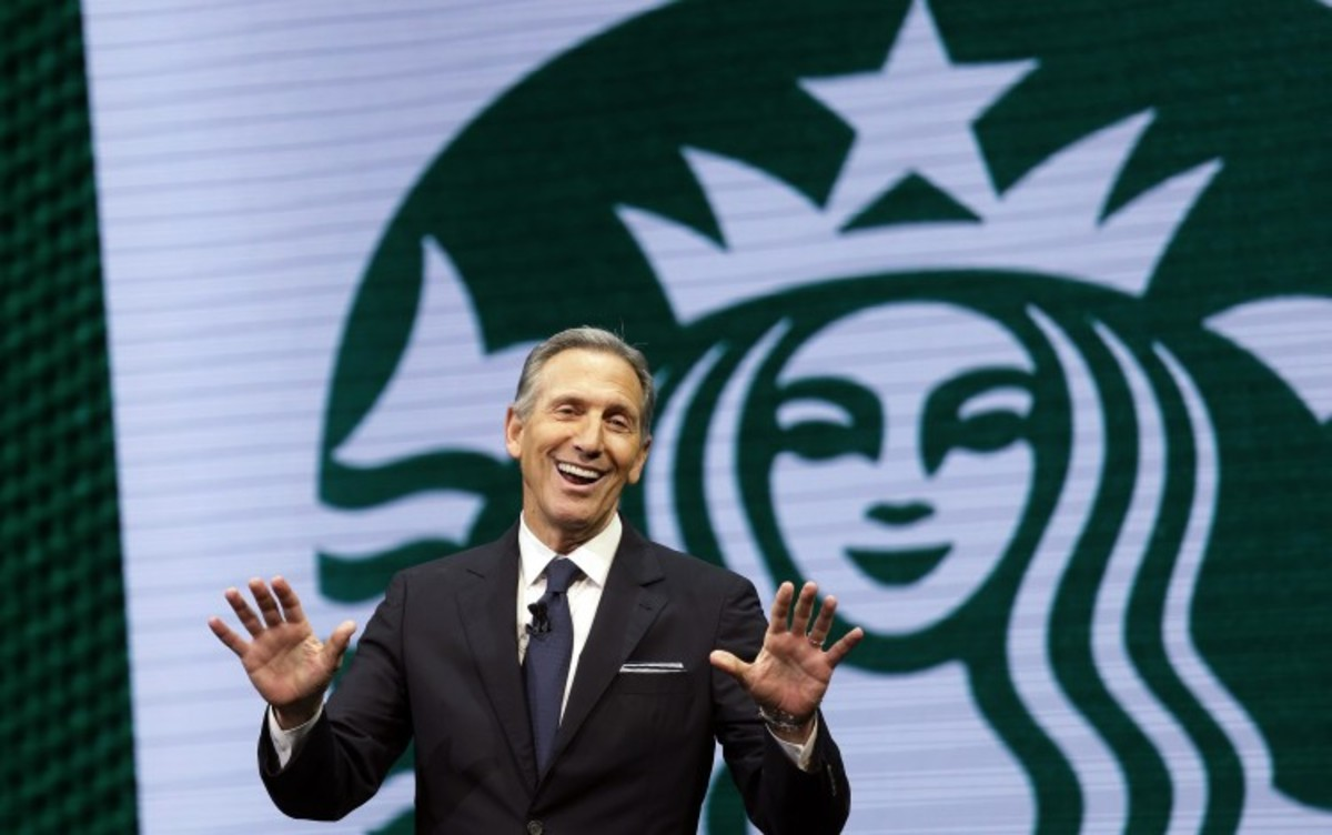 Starbucks Can Promote US-China Trade, Chinese President Xi Jinping Says In Letter To Its Ex-boss