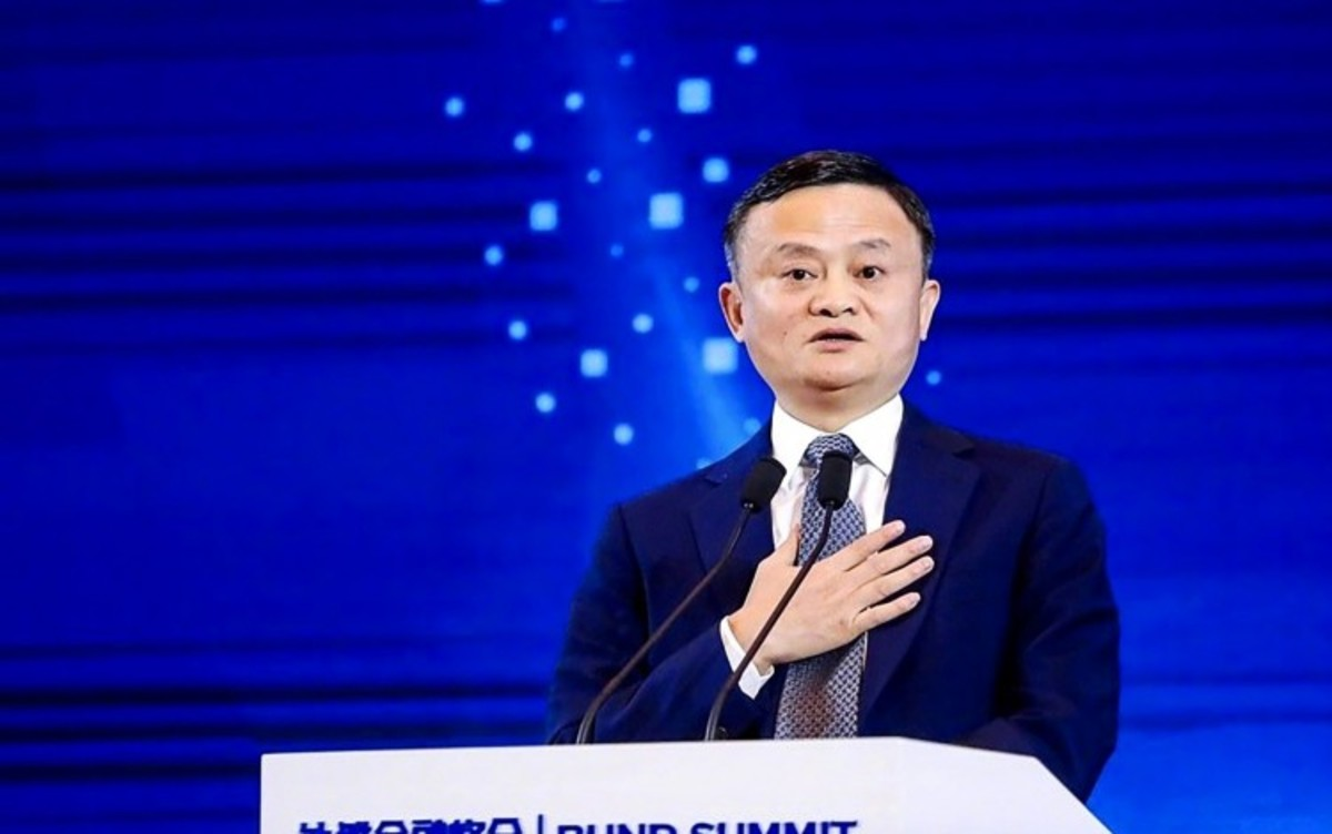 Alibaba Founder Jack Ma Delivers Video Speech To China's Rural Teachers In First Public Appearance In Three Months
