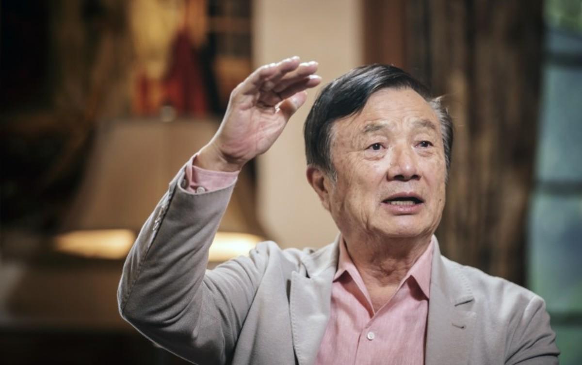 Huawei Founder Ren Zhengfei Calls For Decentralisation, Focus On Profits To Survive US Trade Sanctions