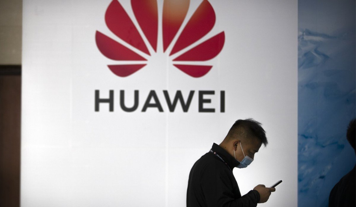 Ren said US restrictions have made it hard for Huawei to implement its original globalisation plans and that the company was forced to make its own production lines. Photo: AP