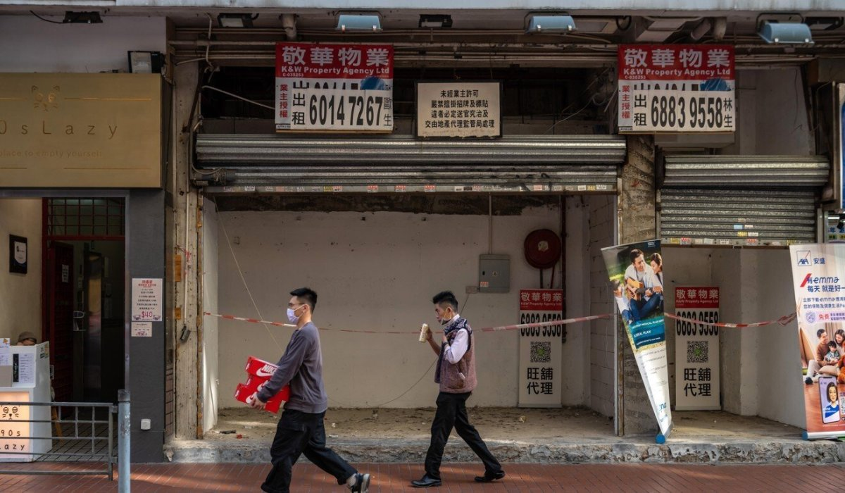 Retail property will see the biggest jump in transactions this year. Photo: Bloomberg