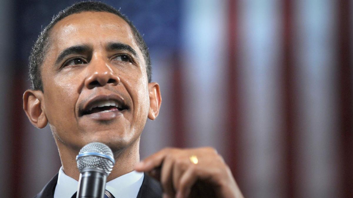 Barack Obama Lead