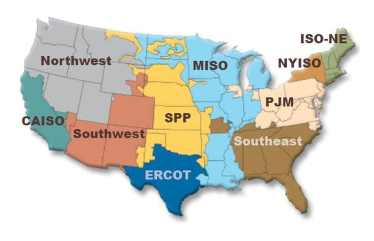 In the Southeast, Southwest and Northwest U.S., traditional utilities generate electricity and deliver it to customers. Other regions, including Texas, have moved to competitive power markets run by Independent System Operators, or ISOs. FERC