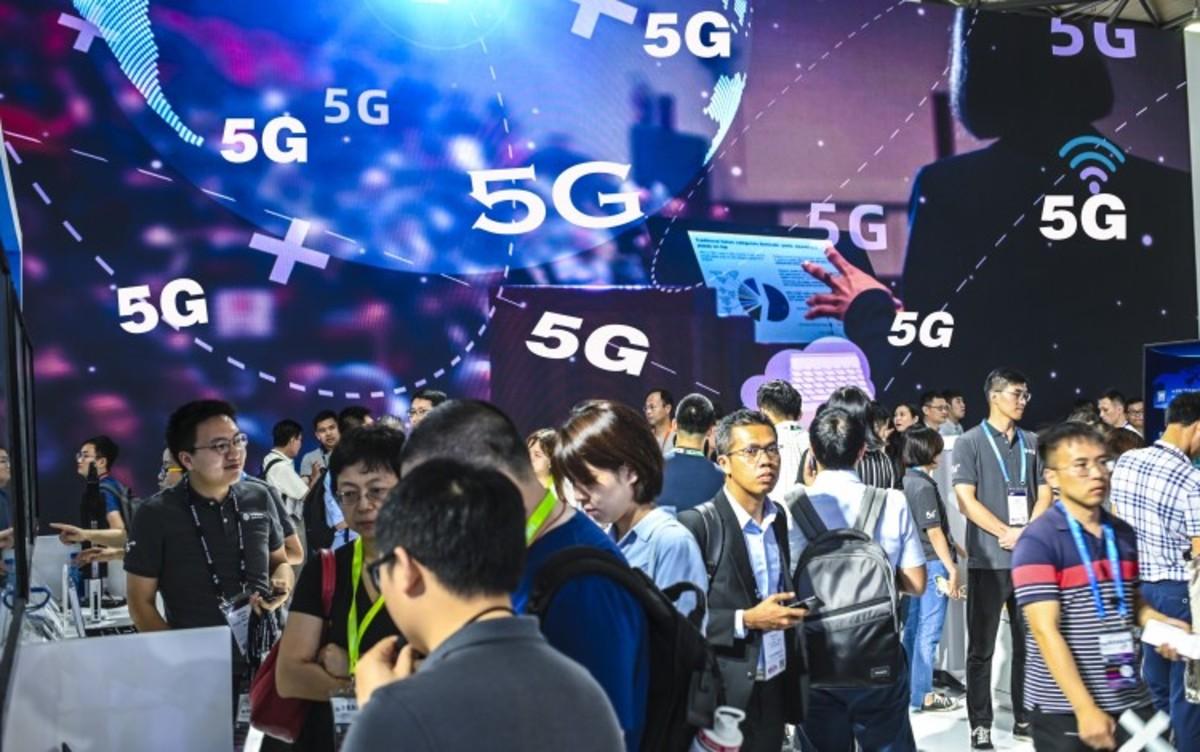 MWC Shanghai Kicks Off Major Telecoms Industry Showcase Amid US-China Tech War, Pandemic