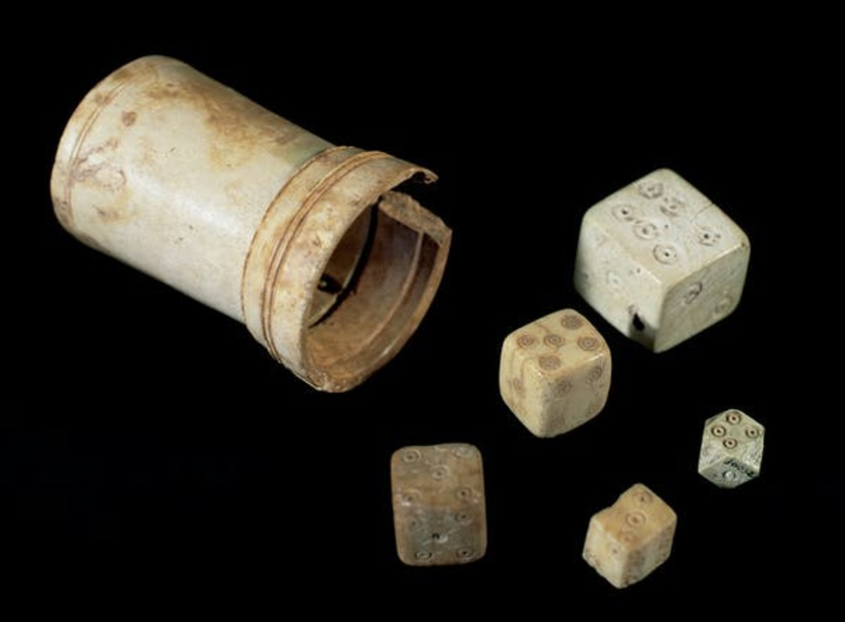 Marry, or stay single? Ancient Greeks, at times, let the dice decide. PHAS/Universal Images Group via Getty Images