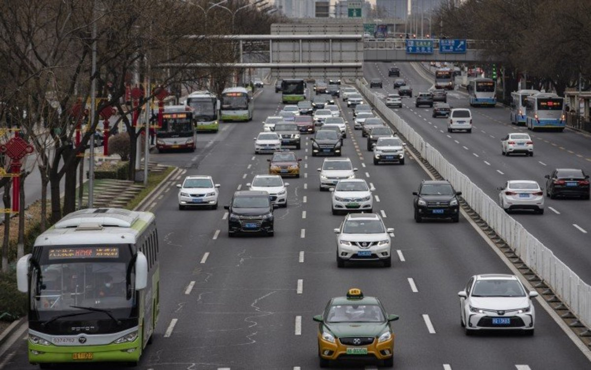 Electric Vehicles Will Account For Three Out Of Five New Cars On China's Roads By 2030, UBS Forecasts