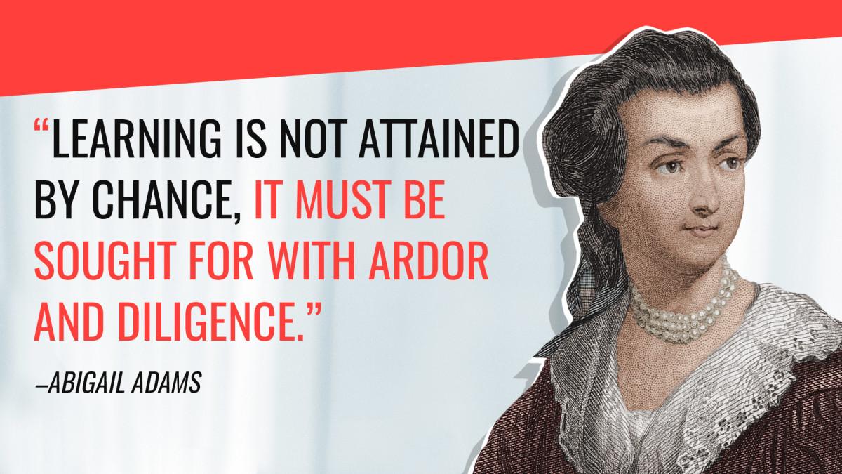 Abigail Adams quote