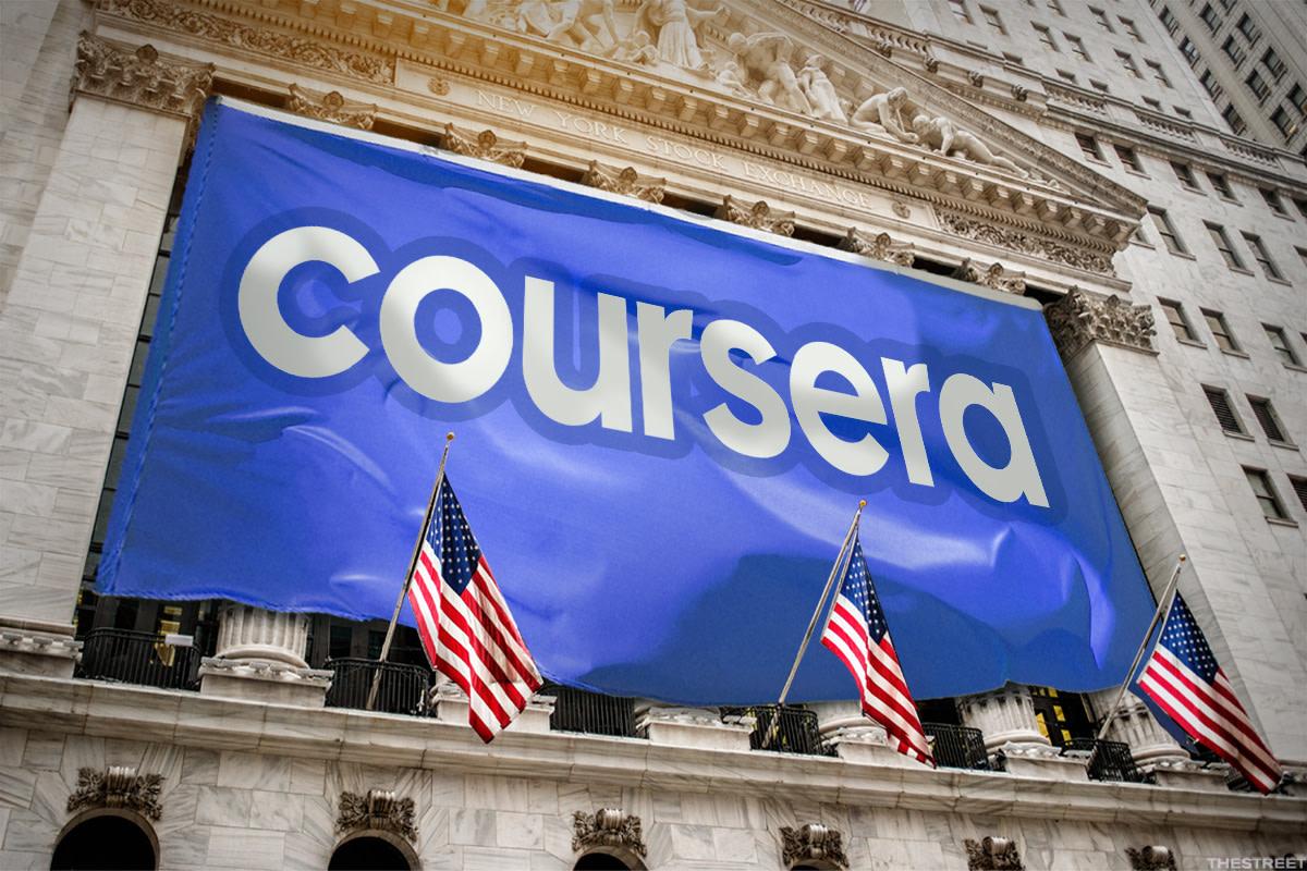 oferta pública inicial Coursera
