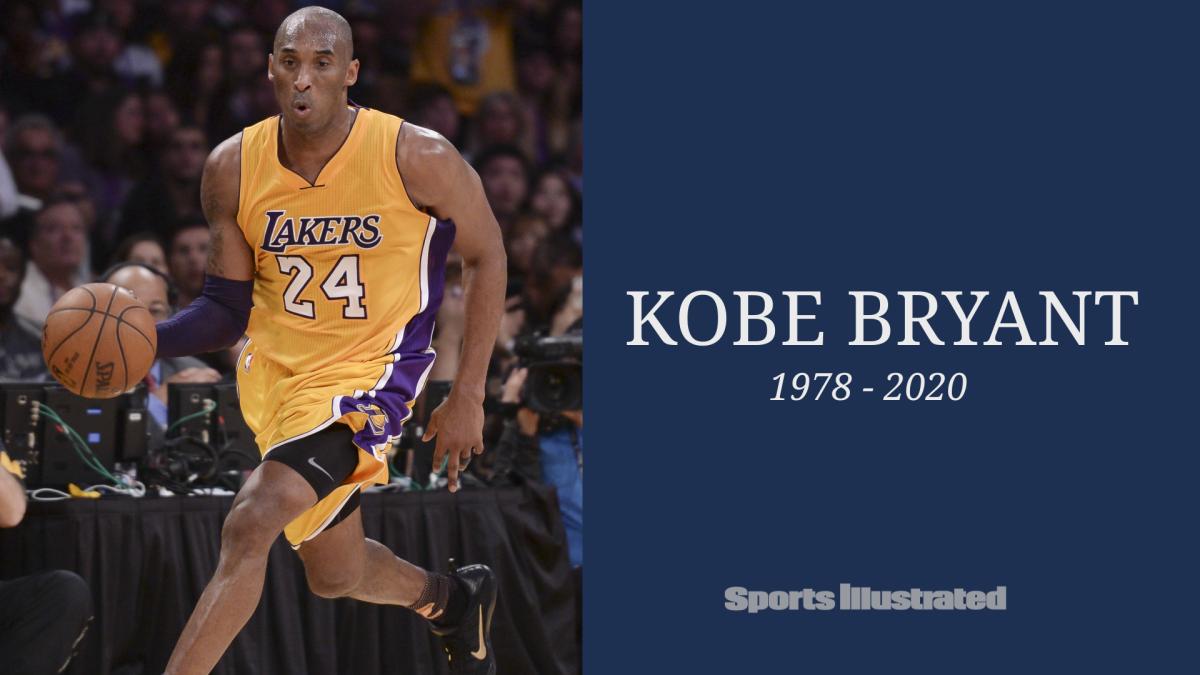 Petition To Make Kobe Bryant New NBA Logo Gets 2 Million Signatures