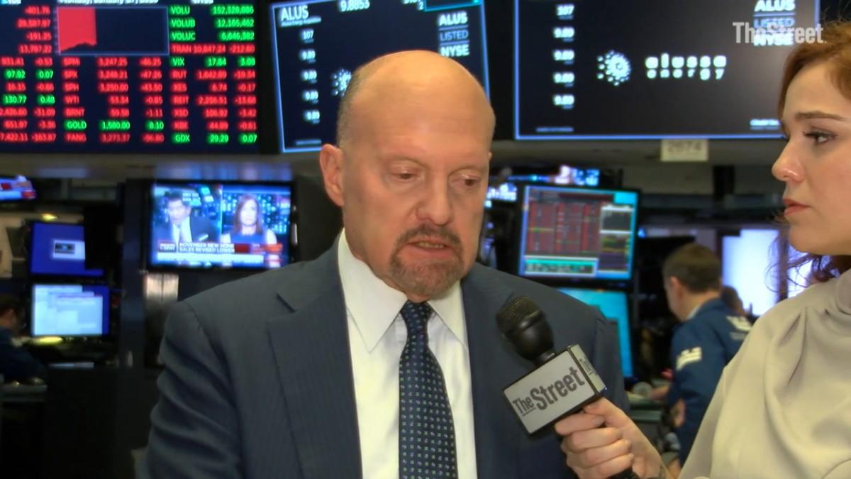 Viral Risk: Cramer's 'Mad Money' Recap (Monday 1/27/20)