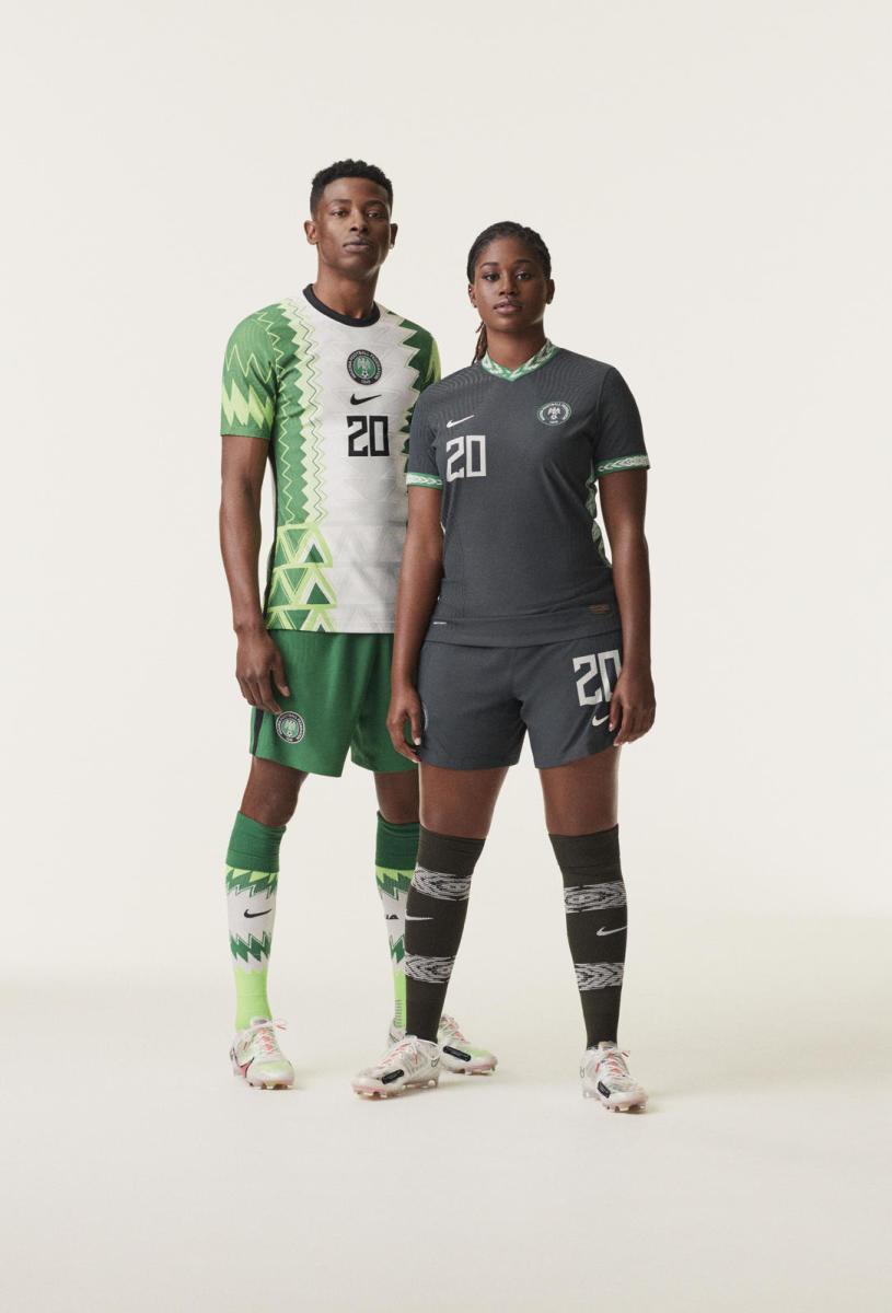 Nike Nigeria Soccer Kit