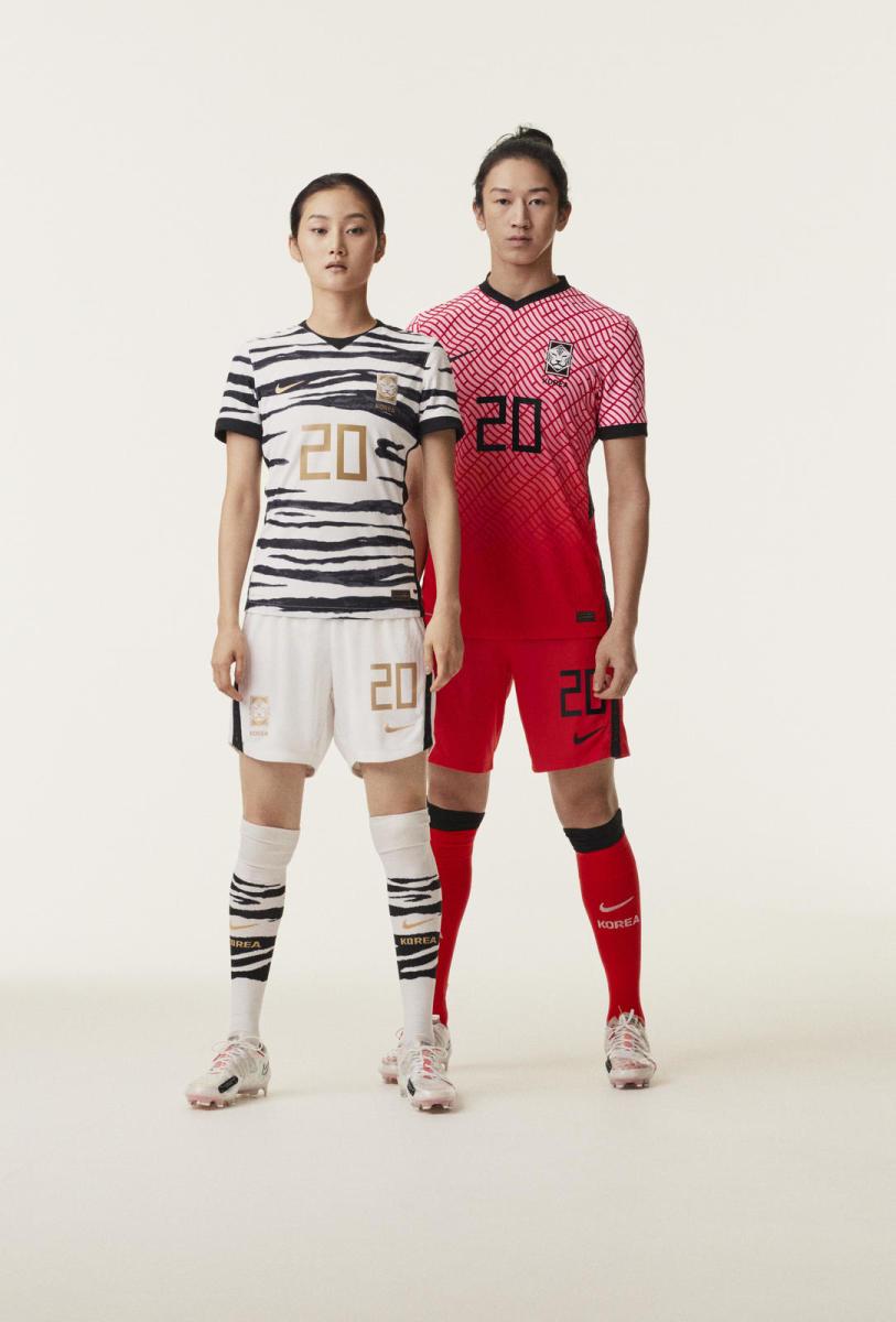 Nike Korea Soccer Kit