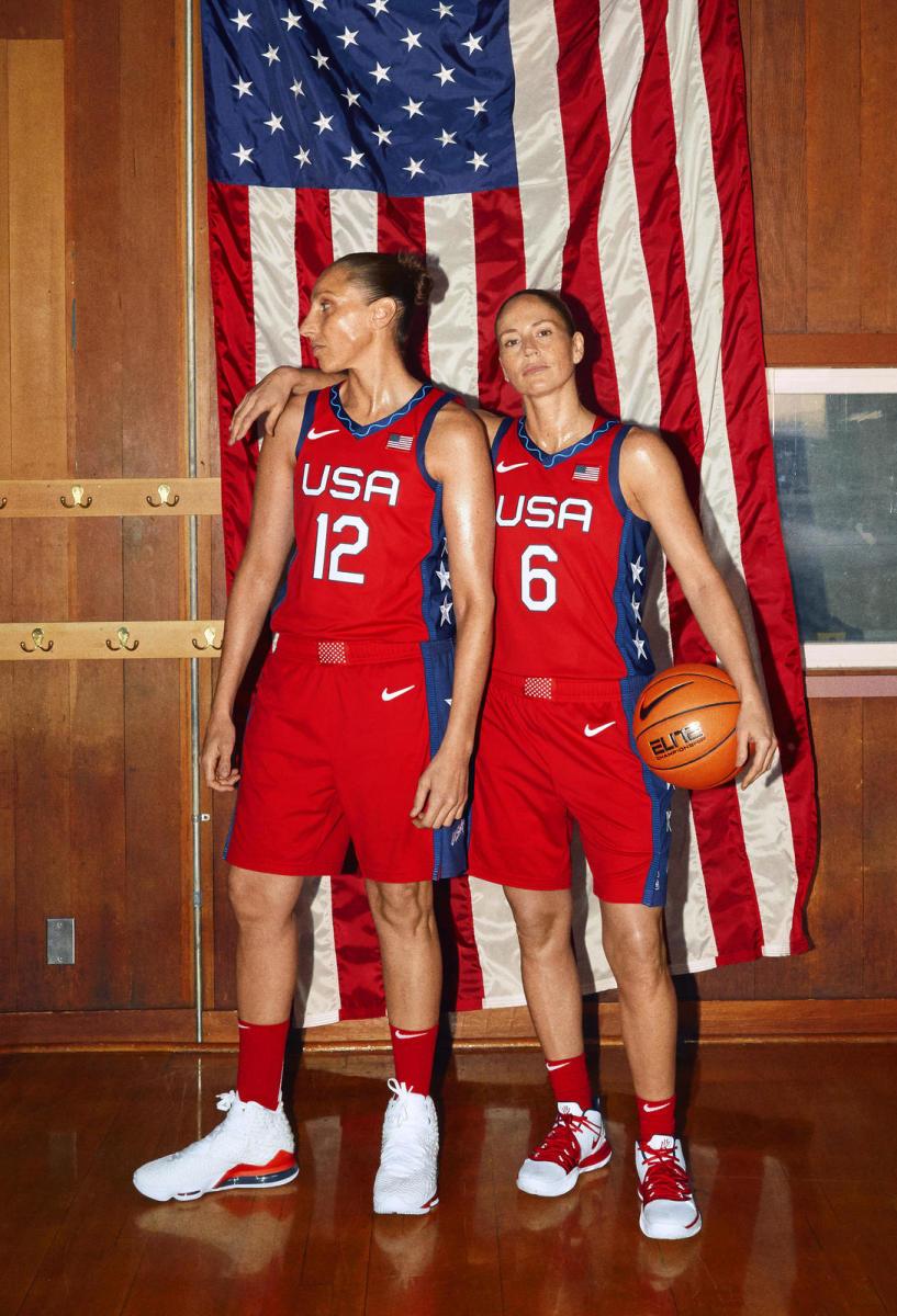 Nike's Women's Basketball Uni