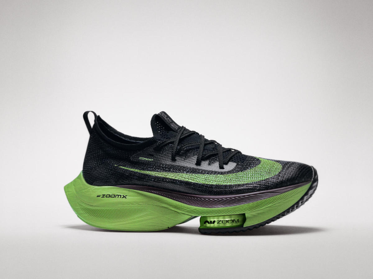Nike Air Zoom Alphafly Long Distance Running Shoe