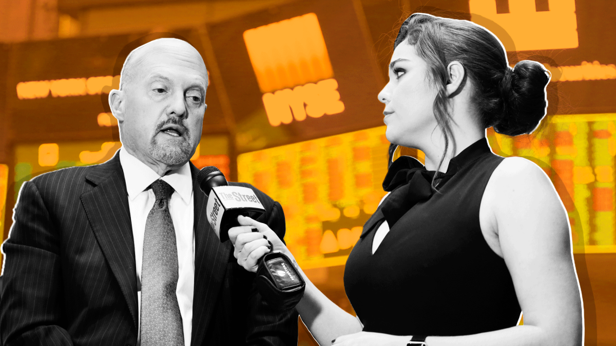 Happy Monday: Jim Cramer on the Coronavirus and the Markets