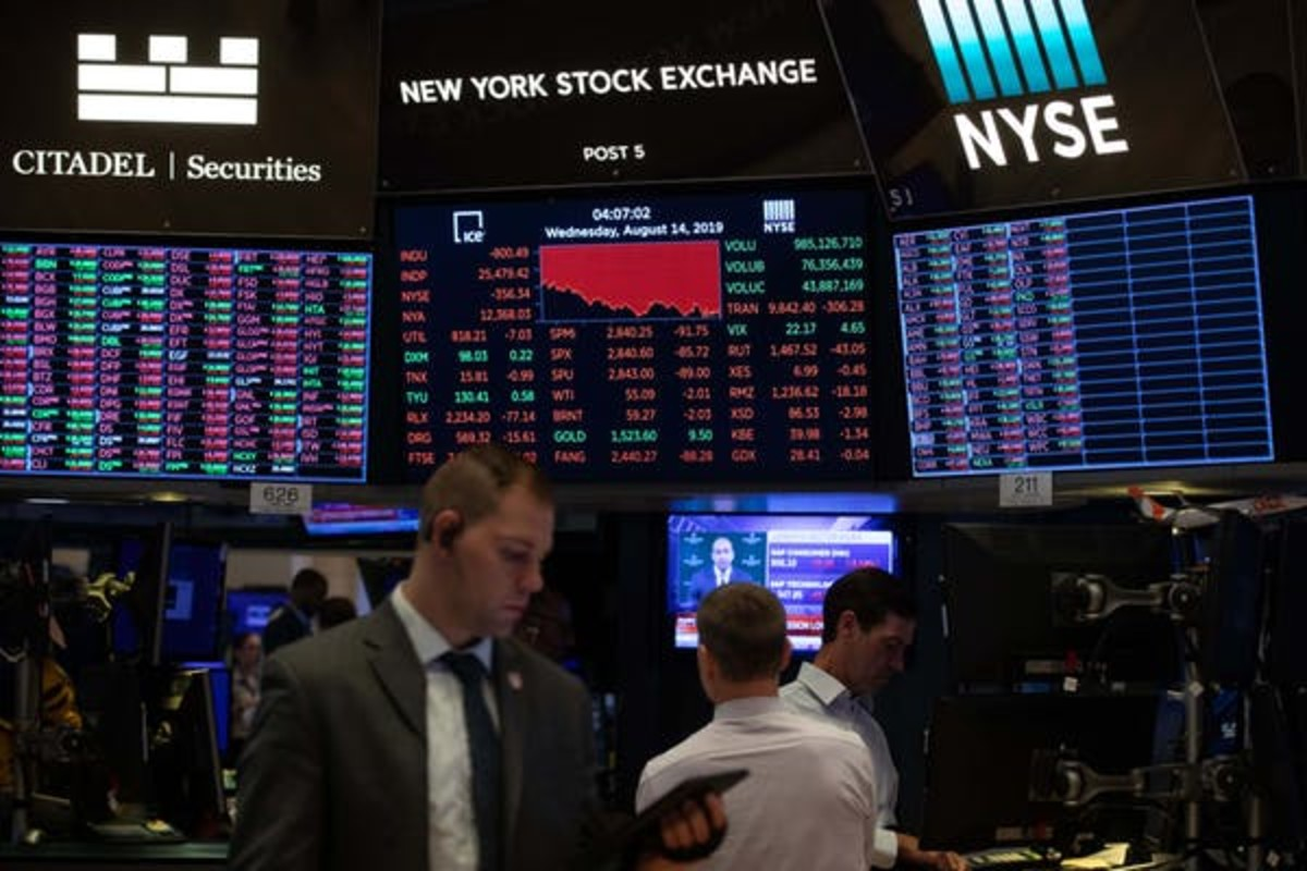 The Great Recession exacerbated a persistent wealth gap in the U.S. Xinhua News Agency/Getty Images