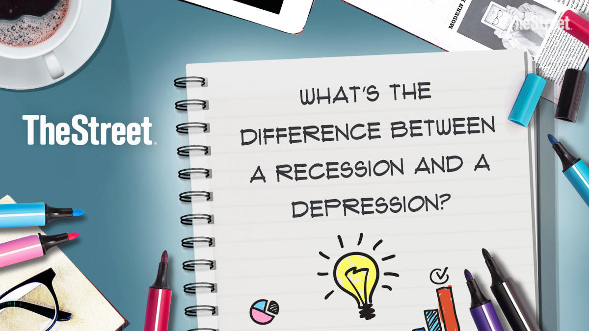 What's the Difference Between a Recession and a Depression?