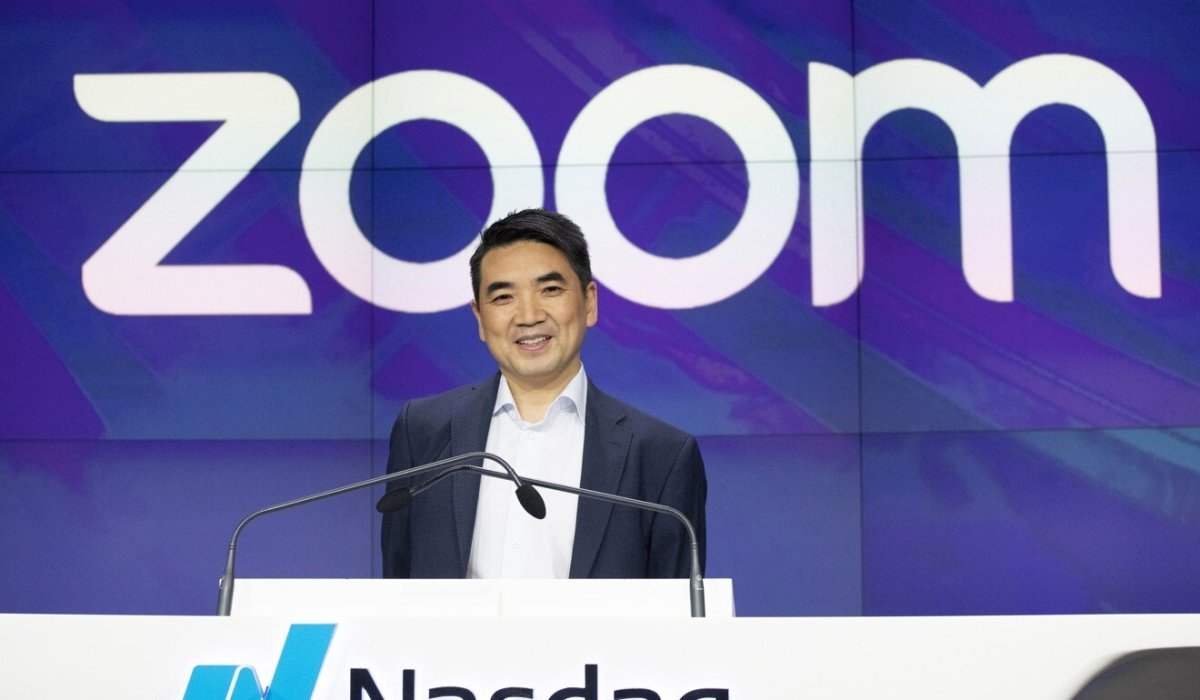 Zoom Shares Slump As Google Makes Video Conferencing Free for up to 100 People