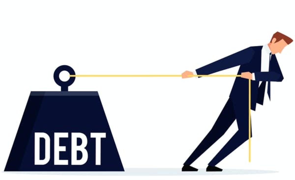 Devil is in the debt-tail. Aklionka
