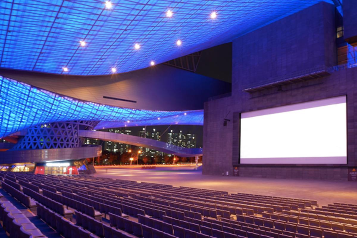 South Korea's love of cinema is on ice. nunawwoofy