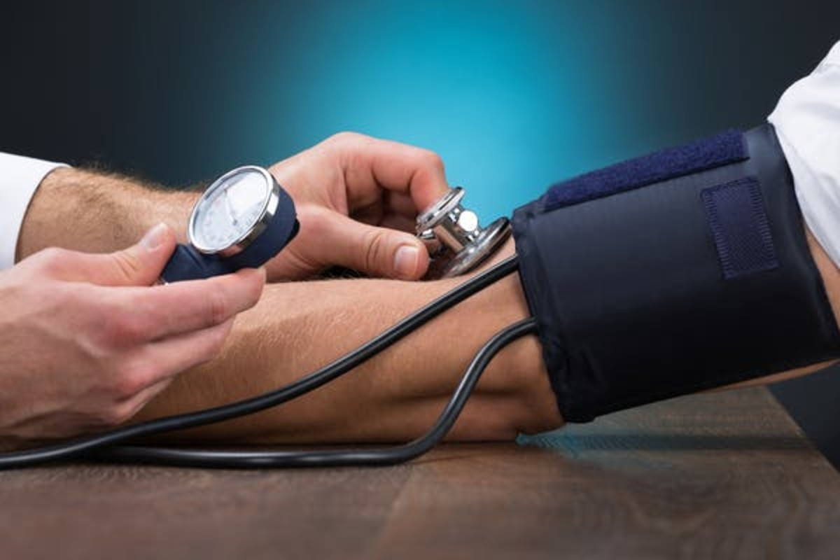 About 63% of people over the age of 60 have hypertension. Andrey_Popov/Shutterstock