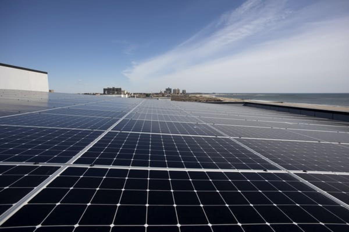 Solar entrepreneurship thrives in states that value the environment and families. AP Photo/Mark Lennihan