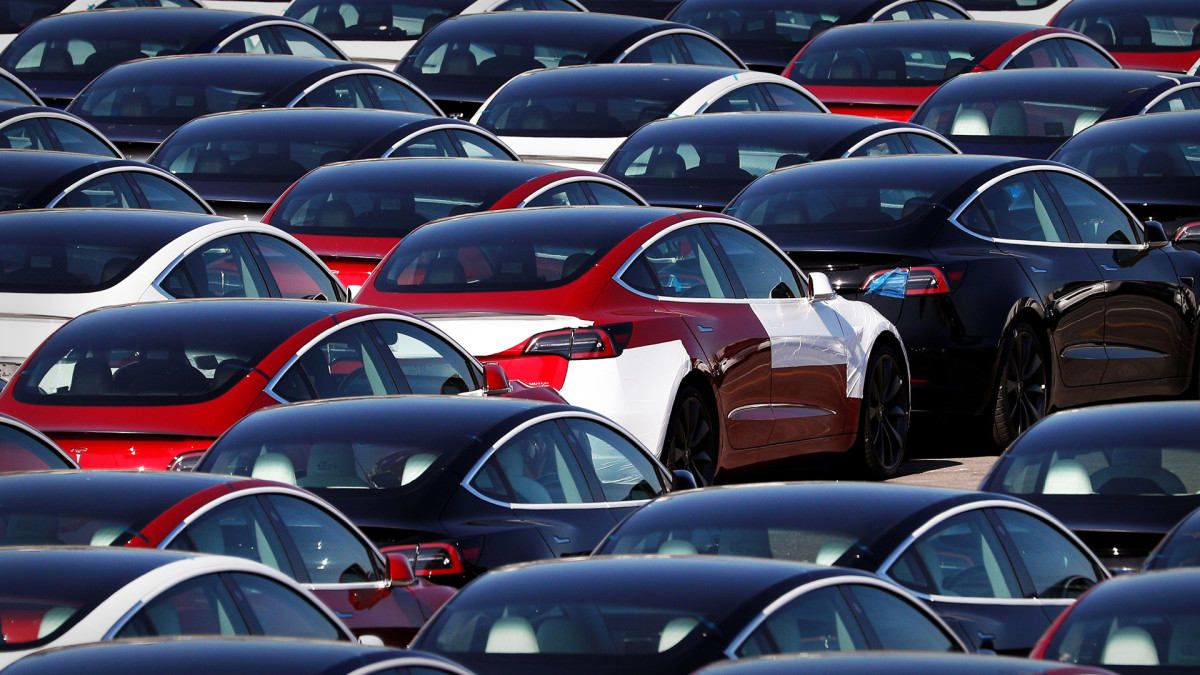 Tesla Target Up at J.P. Morgan, Based on Output, Deliveries