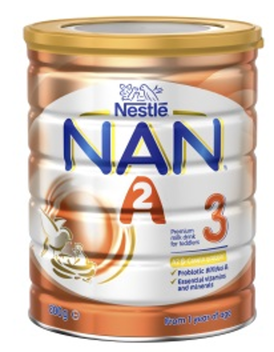 Now with added antennae. Nestlé
