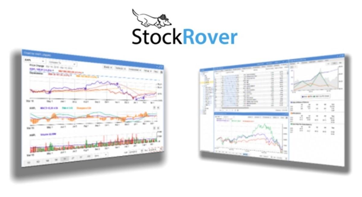 StockRover Logo