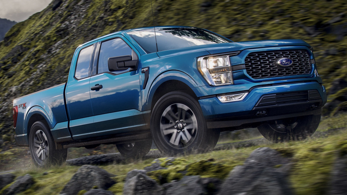 Ford Second-Quarter Sales Fell by a Third - Shares Higher