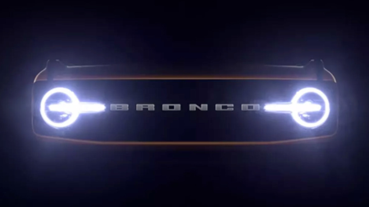 Ford Teams With Disney to Unveil New Bronco SUV