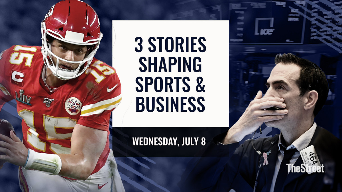 Consensus Reached for NFL & NFLPA: Top Stories, Sports and Business News — July 8