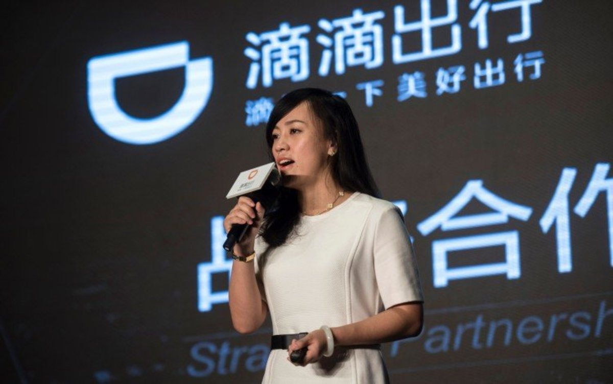 Ride-hailing Giant Didi Chuxing Denies Executive Jean Liu Is Leaving Amid Beijing's Ongoing Cybersecurity Probe