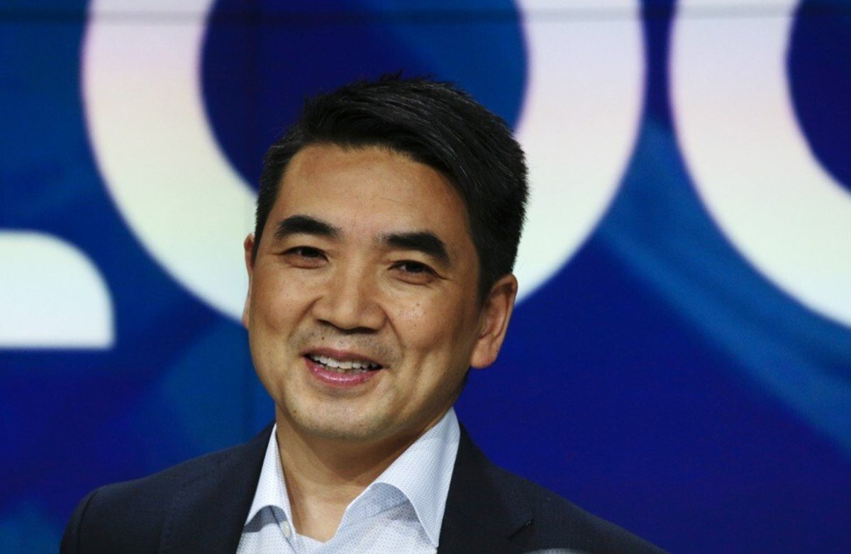 Zoom CEO and founder Eric Yuan. Photo: Getty Images