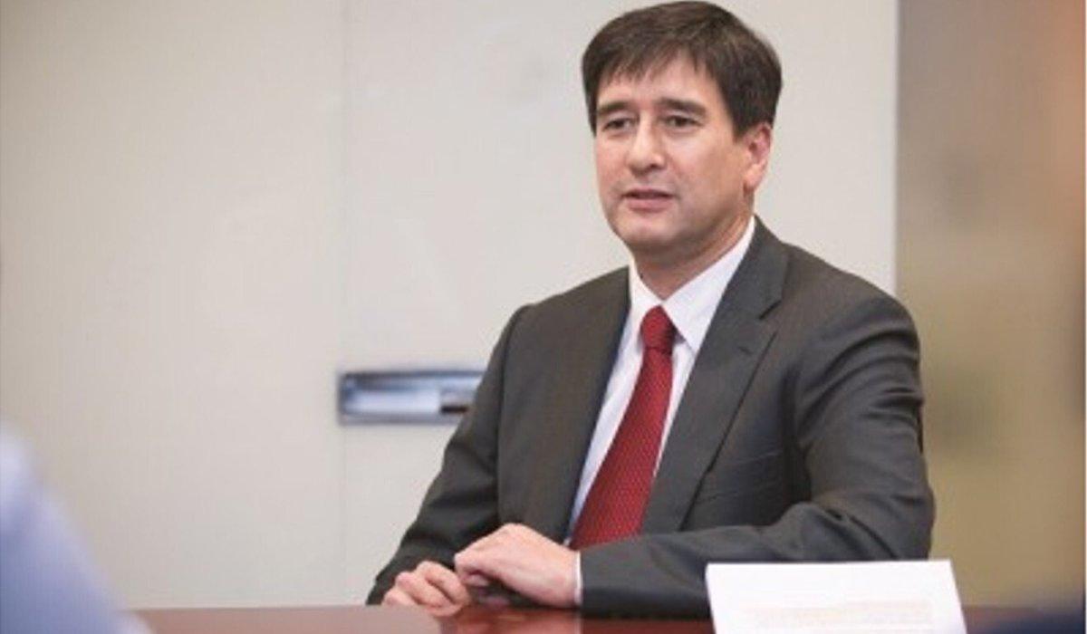 Ker Gibbs, president of AmCham Shanghai. Photo: Handout