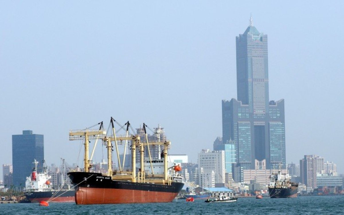 Race On As Beijing And Taipei Vie For Trans-Pacific Trade Bloc Membership