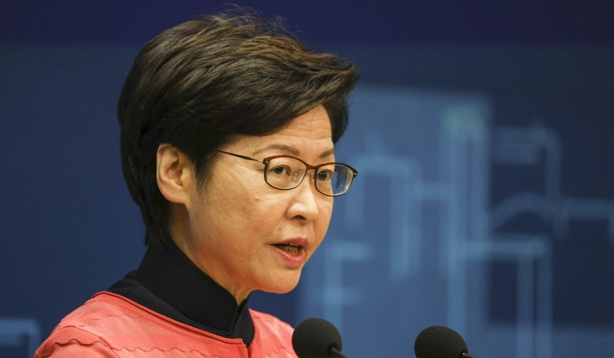 Hong Kong leader Carrie Lam has conceded her administration's structure needs to be overhauled. Photo: Nora Tam