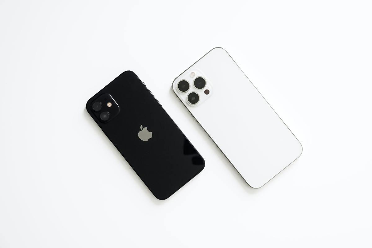Figure 1: iPhone 13 new model.