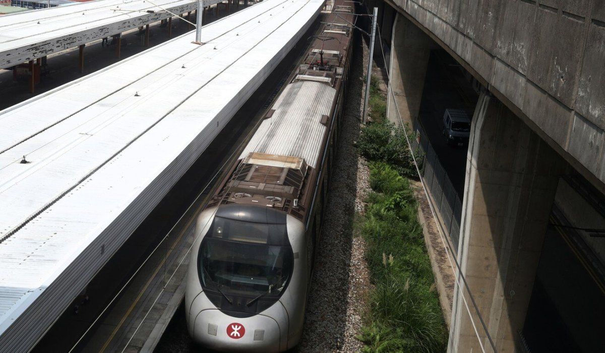 Five railway projects linking the city with the mainland have also been proposed to complement the development of the metropolis. Photo: Nora Tam