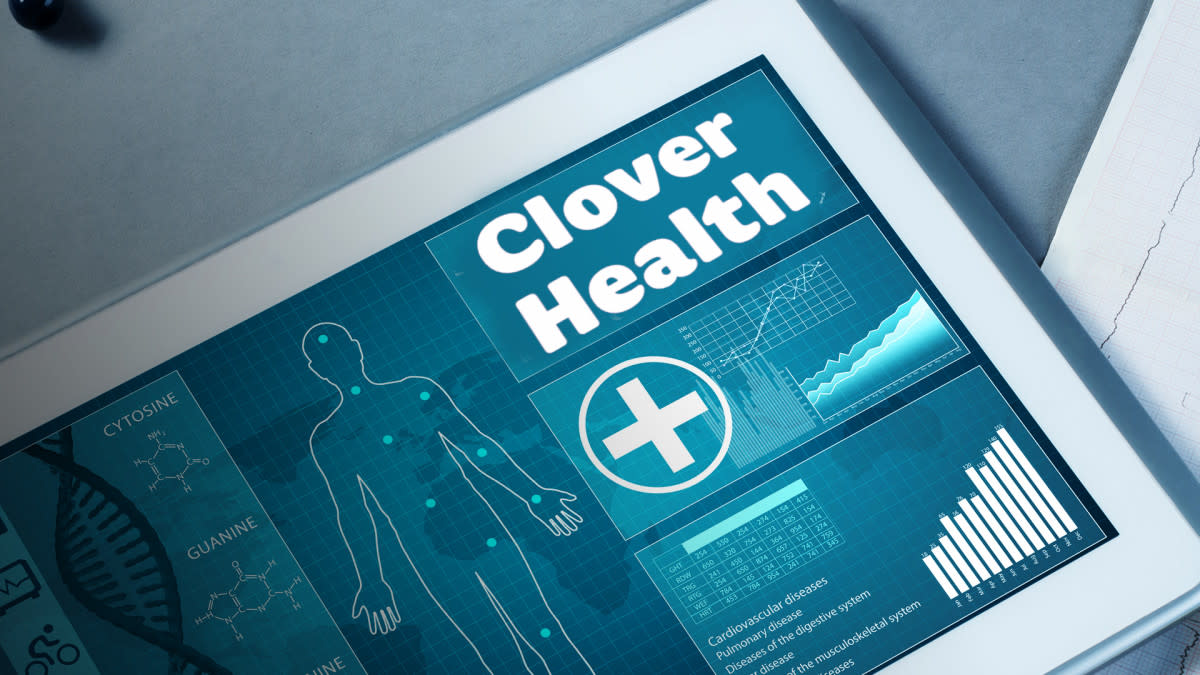 Figure 1: Medicare insurer Clover Health.