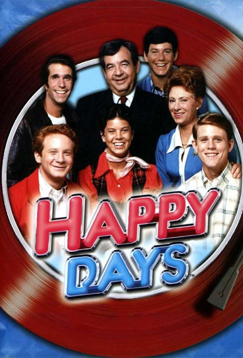 'Happy Days' ran on ABC from 1974 to 1984. IMDB