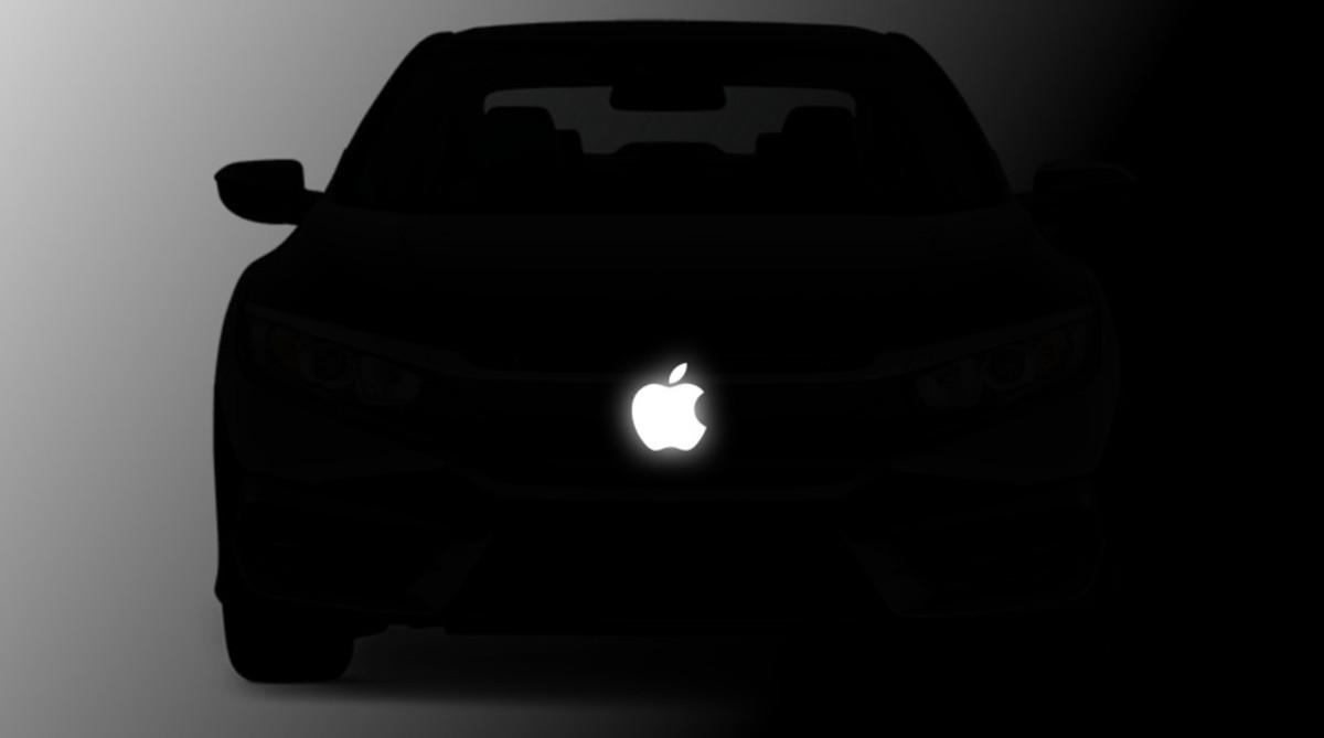Figure 1: Apple Car draft.