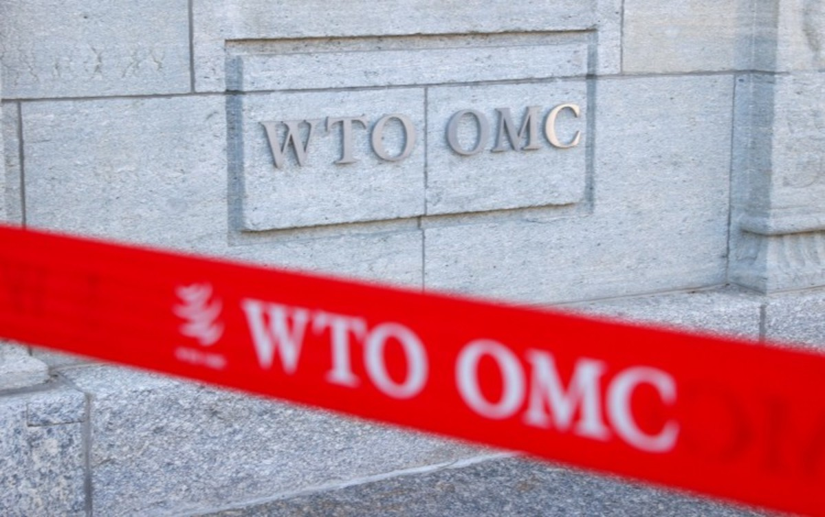 China 'central' To WTO Reform, Global Trade Chief Ngozi Okonjo-Iweala Says