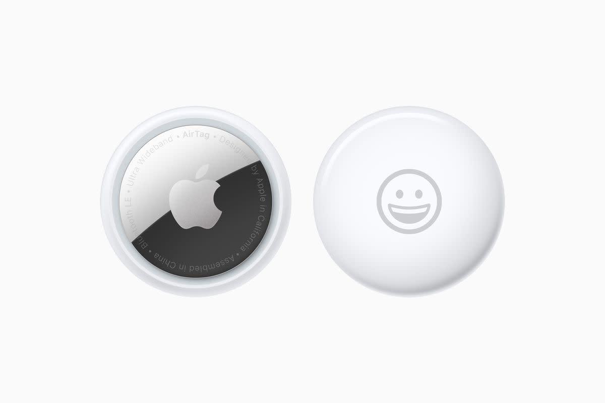 Figure 3: Apple's Air Tag.