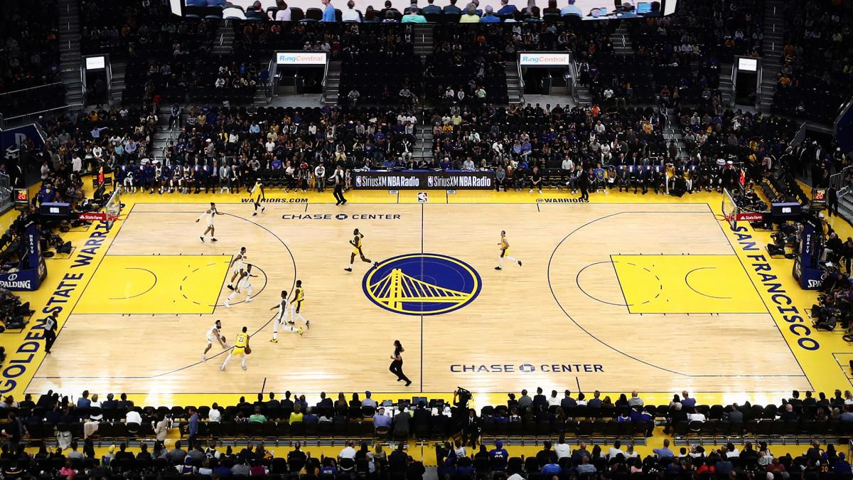 Golden State Warriors Lead