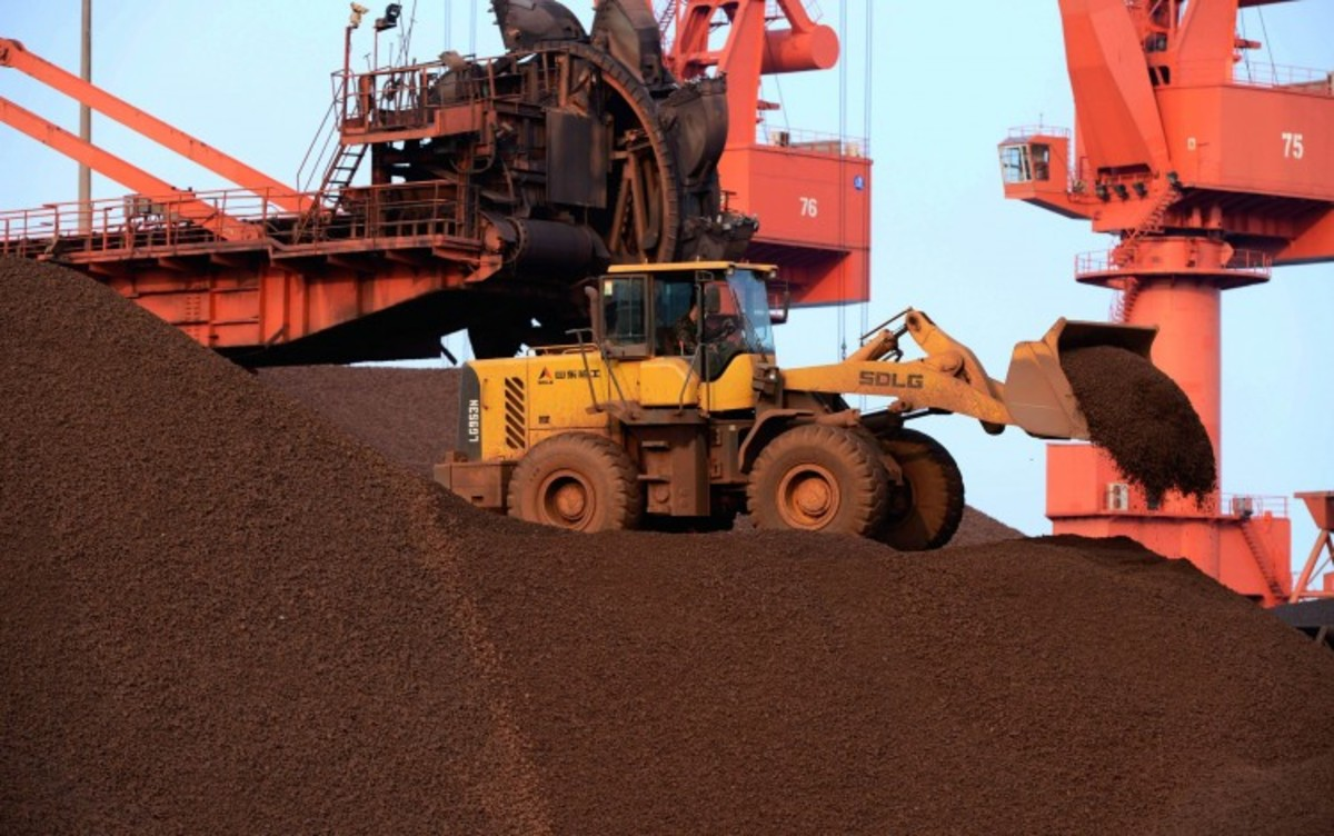 China's Commodity Exchanges Move To Cool Iron Ore, Steel Prices As Supply Squeeze Fuels Global Rally