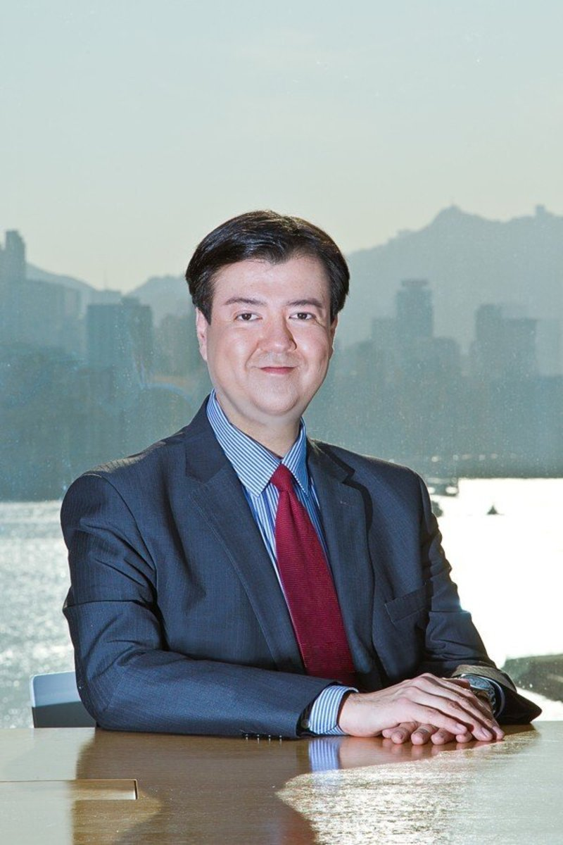 John Wong, PwC's China and Hong Kong family business and private client services leader. Photo: Handout