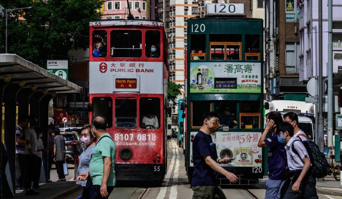 Hong Kong is an ideal location for wealthy mainland families looking to raise funds and for overseas investment opportunities, PwC's John Wong says. Photo: AFP