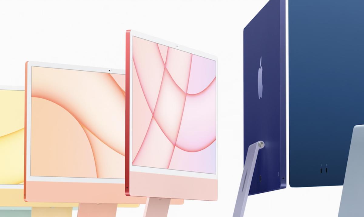 Figure 1: New Mac lineup.