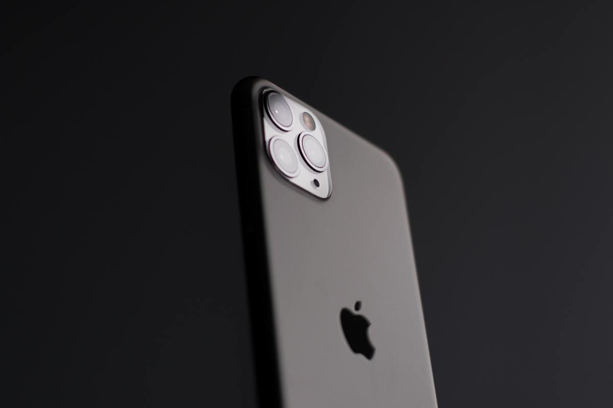 Figure 1: iPhone 12 Pro.